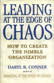 Leading at the Edge of Chaos